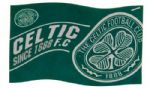 Celtic Football Club Large 5ft x 3ft Flag (ES)